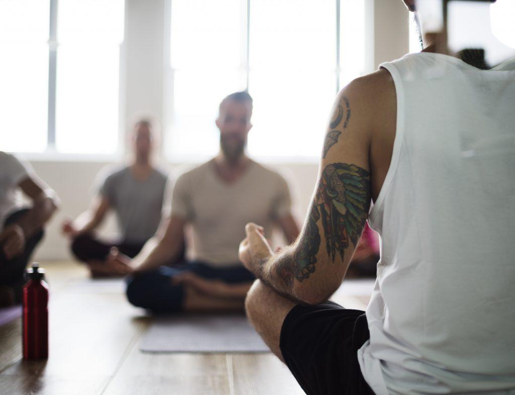 Movember, mens yoga, men pilates, real men do yoga, seed family, seed wellness, men, mens fitness