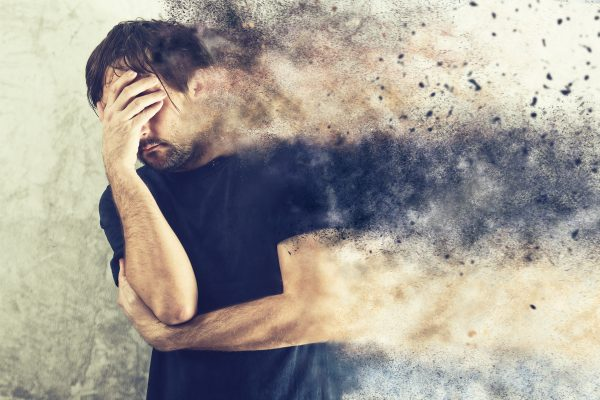 PTSD, Broken Man, Depressed Man, Men's Health, Men's Mental Health, Kinesiology, Performance Kinesiology, Seed Wellness Blogs,