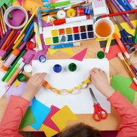 Calm Little Minds, School holiday camps, half term child care, childcare beaconsfield, arts and crafts, kids clubs, kids clubs beaconsfield, beaconsfield, February half term, seed wellness, happy children, childrens mental health,