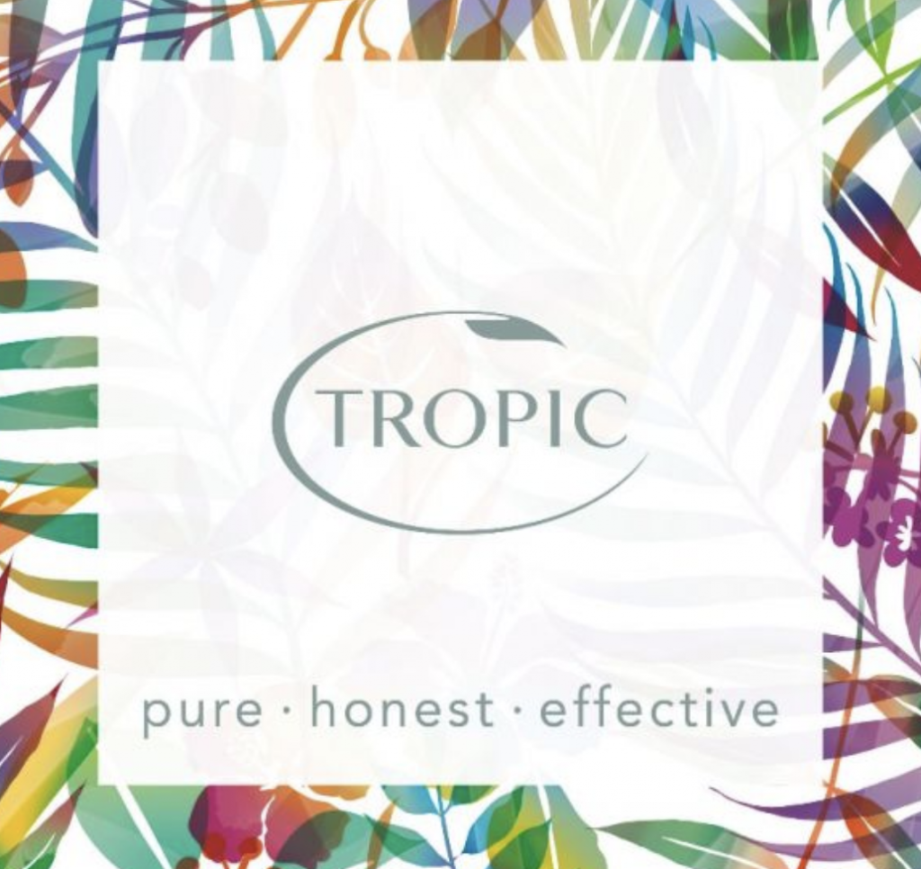 tropic, tropic products, tropic skincare, natural beauty, seed wellness,