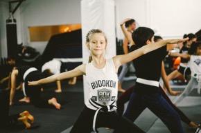 Ninja Kids, Yoga kids, budokon, marshall arts kids, seed wellness, studio orchard,