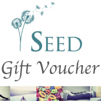 seed wellness, seed gift voucher, wellness voucher, spa voucher, wellness, gifts ideas, gift of wellness